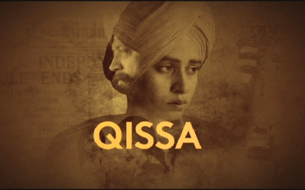 Zindagi to air award winning movie Qissa on 6th November