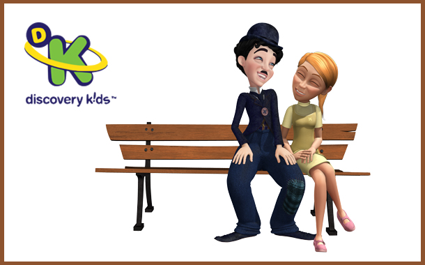 Discovery Kids Premieres New Adventurous 'Chaplin'