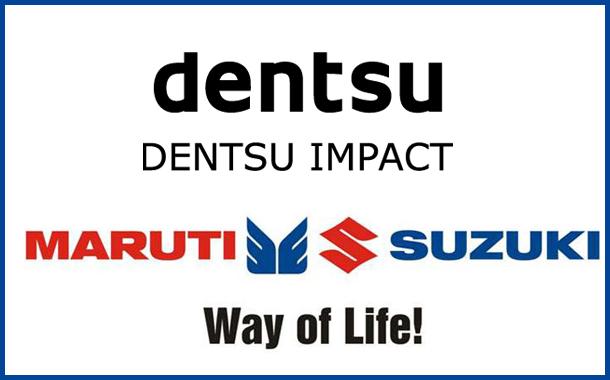 Dentsu Impact launches new campaign for Maruti Suzuki