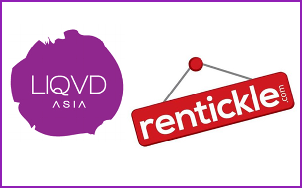 Rentickle.com appoints LIQVD ASIA as its digital performance agency