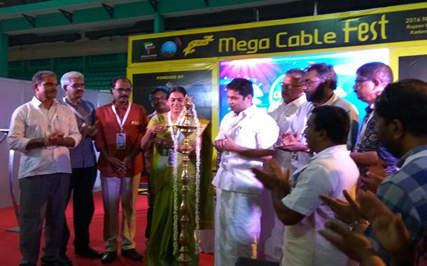 Kerala cable operators body organise mega cable fest for Mega comble