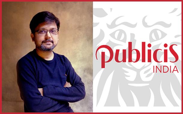 Publicis Delhi appoints Nitin Pradhan as Head of Creative