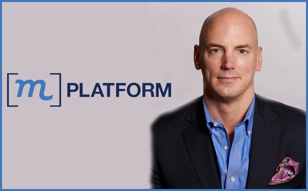 GroupM unveils [m]Platform with Brian Gleason as global CEO