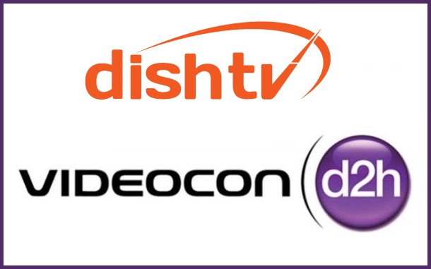 Videocon d2h to Merge with Dish TV creating a leading cable & satellite distribution platform in India