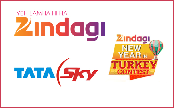Zindagi partners with Tata Sky for a special On-Air Contest