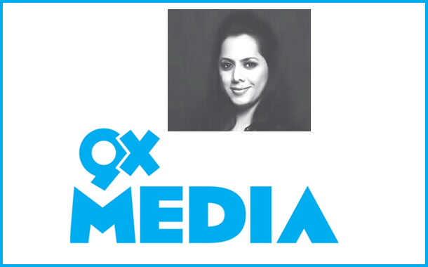 9X Media appoints Rajitta Hemwaani as Sr. VP – SonicX