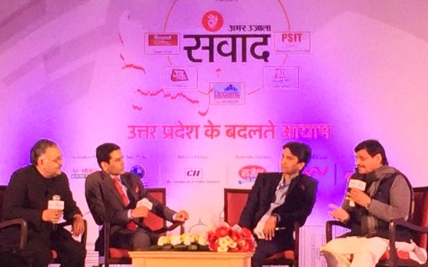 Amar Ujala launched thought leadership conclave SAMWAD; unveils Amar Ujala TV