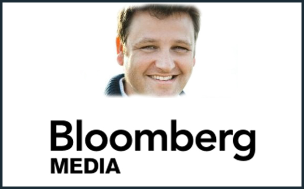 Bloomberg Media appoints Teddy Lynn as new global Chief Creative Officer