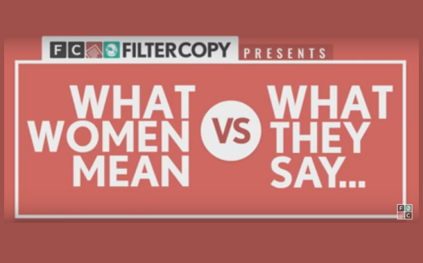"Pocket Aces partners with 'Festivelle 2016' to launch video ""What women mean v.s What they say"""