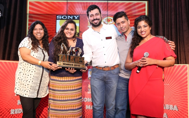 MEC Redfuse wins the third season of 'NO Talkies Nautanki Returns' organised by Sony MAX