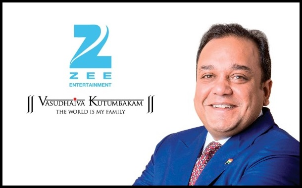 Punit Goenka honored with the Business Today 'Best CEO Award' in M&E Category for 2016
