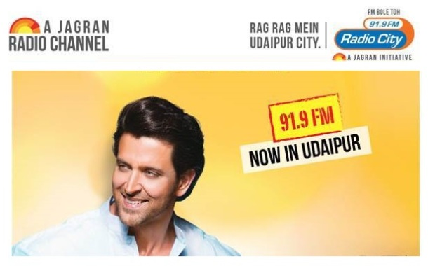 Radio City fortifies its footprint with 4 new stations in Rajasthan