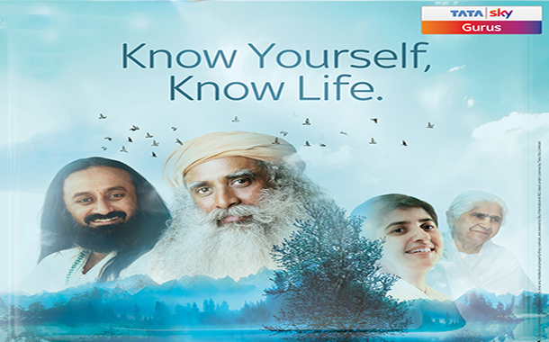 Tata Sky offers spiritual and devotional content with the launch of Tata Sky Gurus