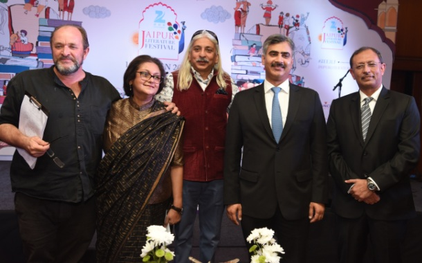 Curtain raiser in the national capital heralds the ZEE Jaipur Literature Festival 2017