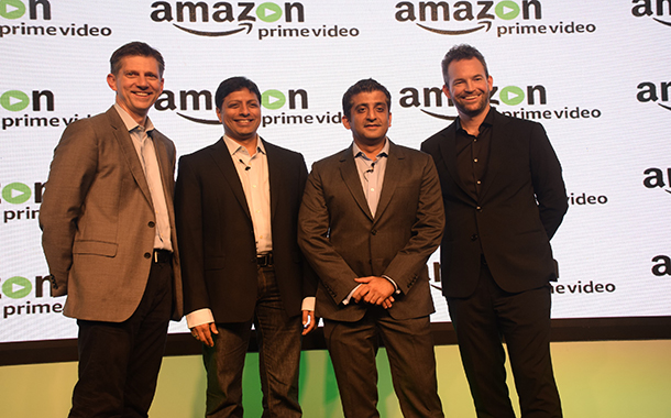 Amazon Prime Video Now Available in India