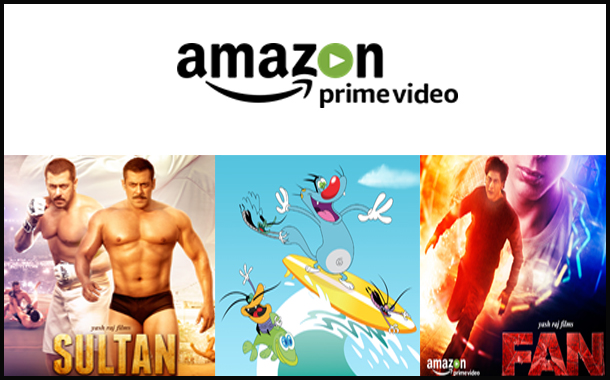Holiday Season specials on Amazon Prime Video
