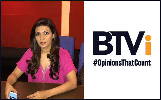 Samina Nalwala joins BTVi as Senior Anchor
