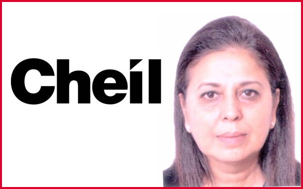 Cheil Worldwide appoints Nishi Suri as COO - South West Asia effective from Jan 2017
