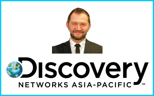 Discovery Networks Asia Pacific appoints Shavkat Berdiev as VP and GM of Southeast Asia