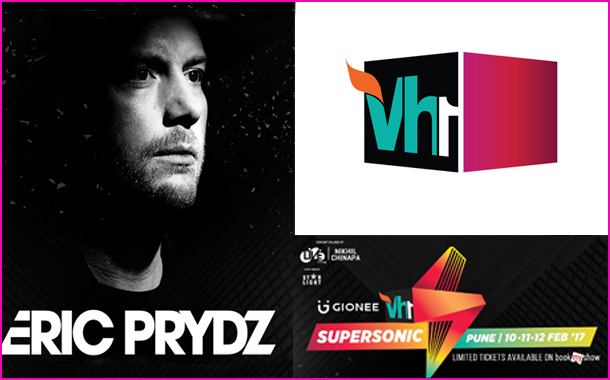 Vh1 Supersonic 2017 Edition brings Swedish DJ Eric Prydz as the First Headline Artist
