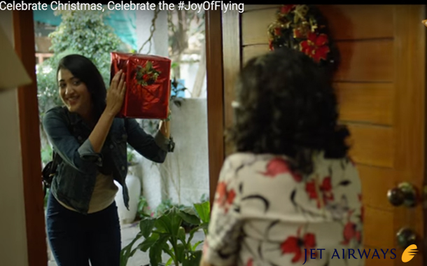 Jet Airways launches festive season digital campaign