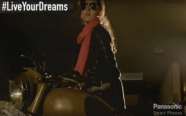 Panasonic launches Digital campaign #LiveYourDreams