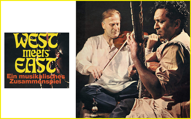 Sony music exclusively releases Pt. Ravi Shankar's east meets west catalog in india