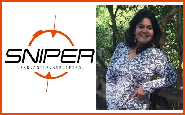 Anita Karnik takes over the reins at Sniper as Senior Vice President & Business Head