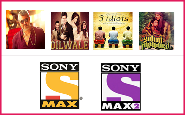 """Sony MAX & MAX 2 ring in New Year with """"Jubilee hits"""""""