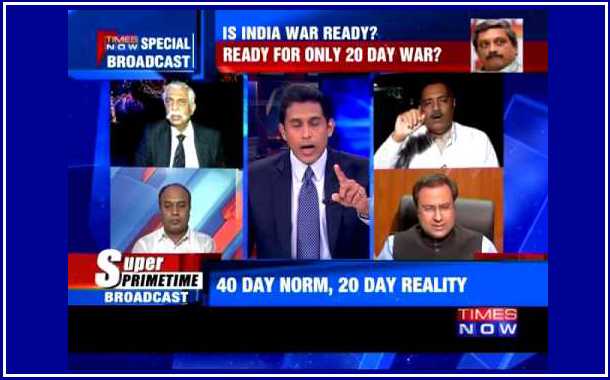 TIMES NOW sustains numbers despite ArnabGoswami's exit