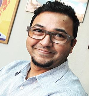 Raj Kamble