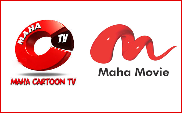 Maha Movie and Maha Cartoon TV expands its foot-prints