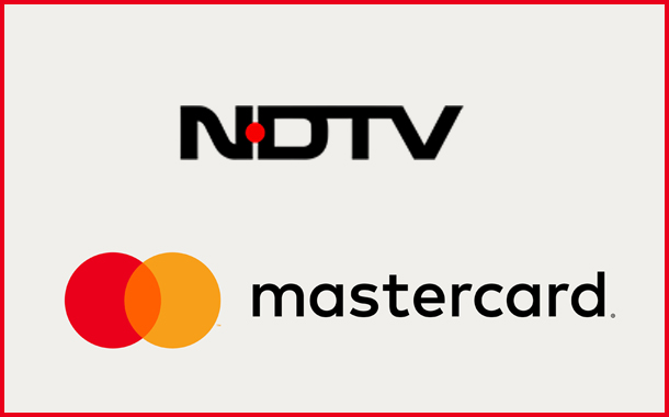 """NDTV and Mastercard launch """"Cashless Bano India"""" campaign to"""