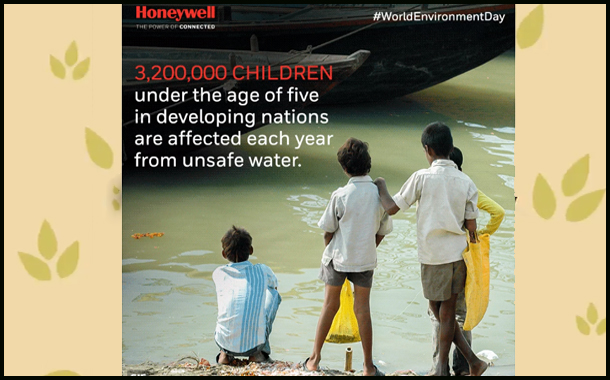 Honeywell India and The Mob celebrate this World Environment