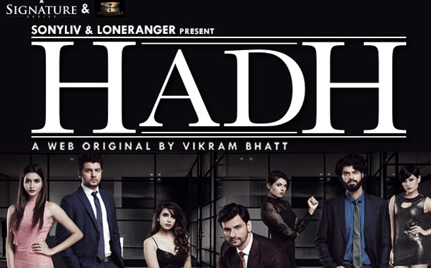 SonyLIV teams up with Vikram Bhatt to launch new web series 'Hadh'
