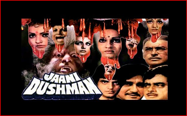 Sony Max 2 To Air Super Hit Movie Jaani Dushman On 9th July