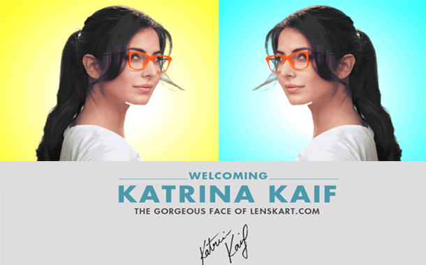 Lenskart ropes in Katrina Kaif as brand ambassador