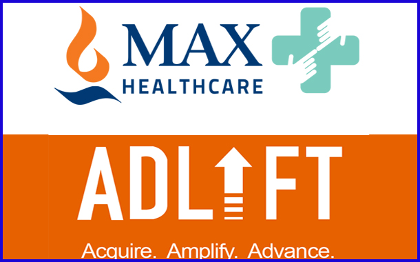 AdLift wins the Digital Marketing mandate of Max Healthcare