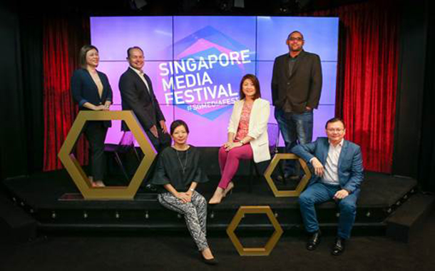 Reinventing Storytelling takes Centre stage at the Singapore Media Festival 2017