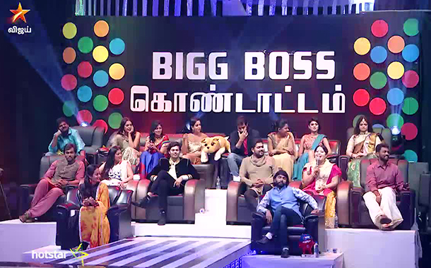 Vijay TV to air Special show BiggBoss Kondattam on this Sunday at 3 PM
