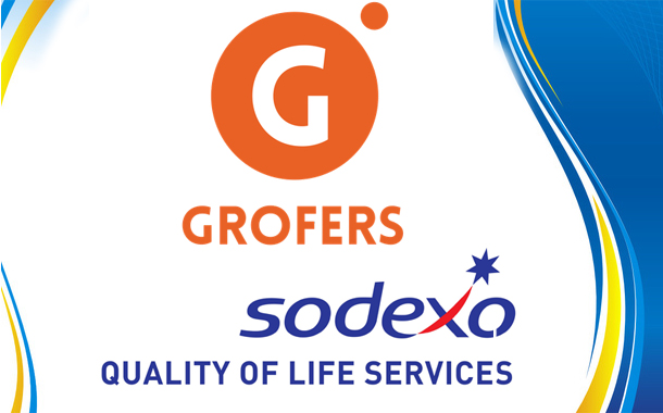 Sodexo partners with Grofers for acceptance of IVR based payment on delivery