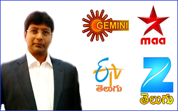 Telugu a volatile market,and new players like V6GEC or Colors Telugu have theirspace