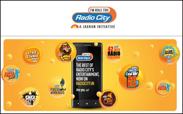 Radio City adds Punjabi Web Radio Station onradiocity.in