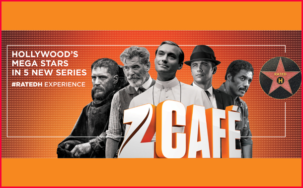 Zee Café pushes boundaries with the launch of 'HOLLYWOOD ON CAFE'