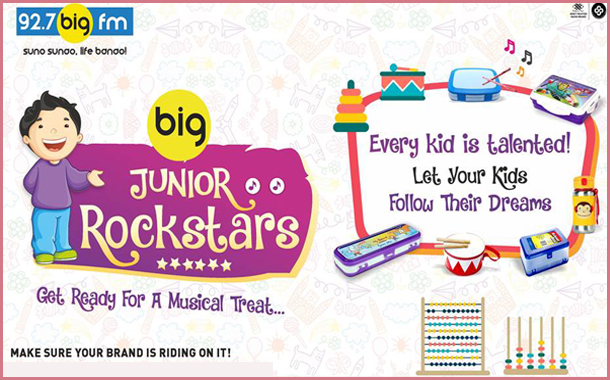 Big FM Composes a special song for Children's Day with renowned music composer Ravi Singhal