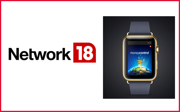Network18 digital launches voice enabled smart watch app for moneycontrol.com