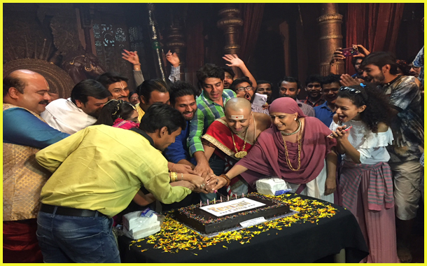 Tenali Rama reaches the benchmark of 100 episodes
