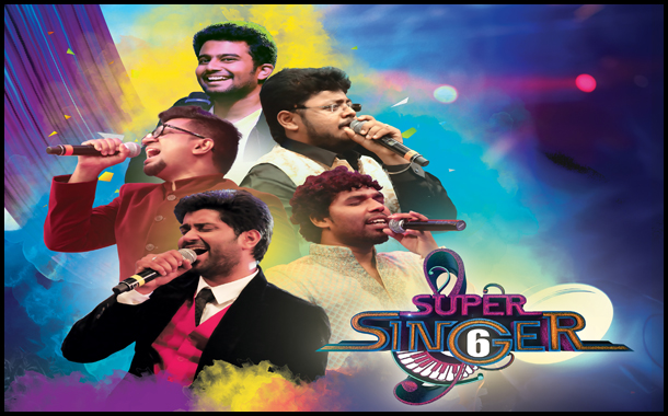 Vijay TV announces audition for Super Singer Season 6