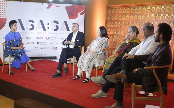 NDTV and Mojarto announces the Arts Spectrum Awards: South Asia 2017