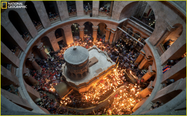 National Geographic airs' The Secrets of Christ's Tomb: Explorer Special' on 3rd Dec